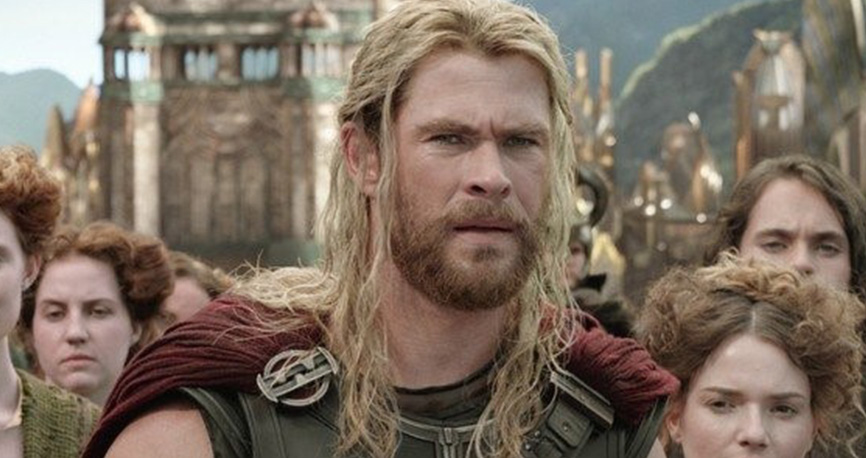 Chris Hemsworth Thor Love and Thunder